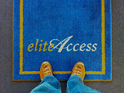Frequent Flyer Programs give elite access