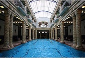 Thermal spa Budapest
