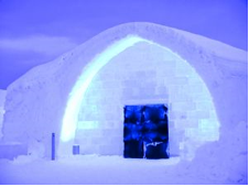 Great Holidays to Ice Hotel and Cheap Flight to Sweden